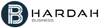 HARDAH Business Logo
